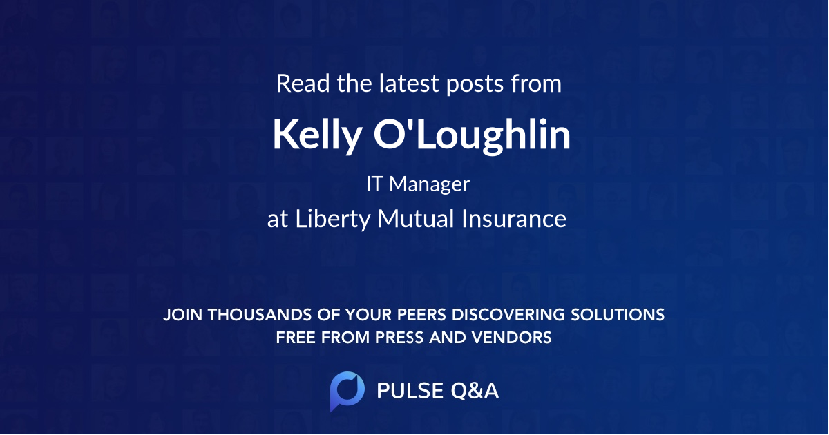 Kelly O'Loughlin