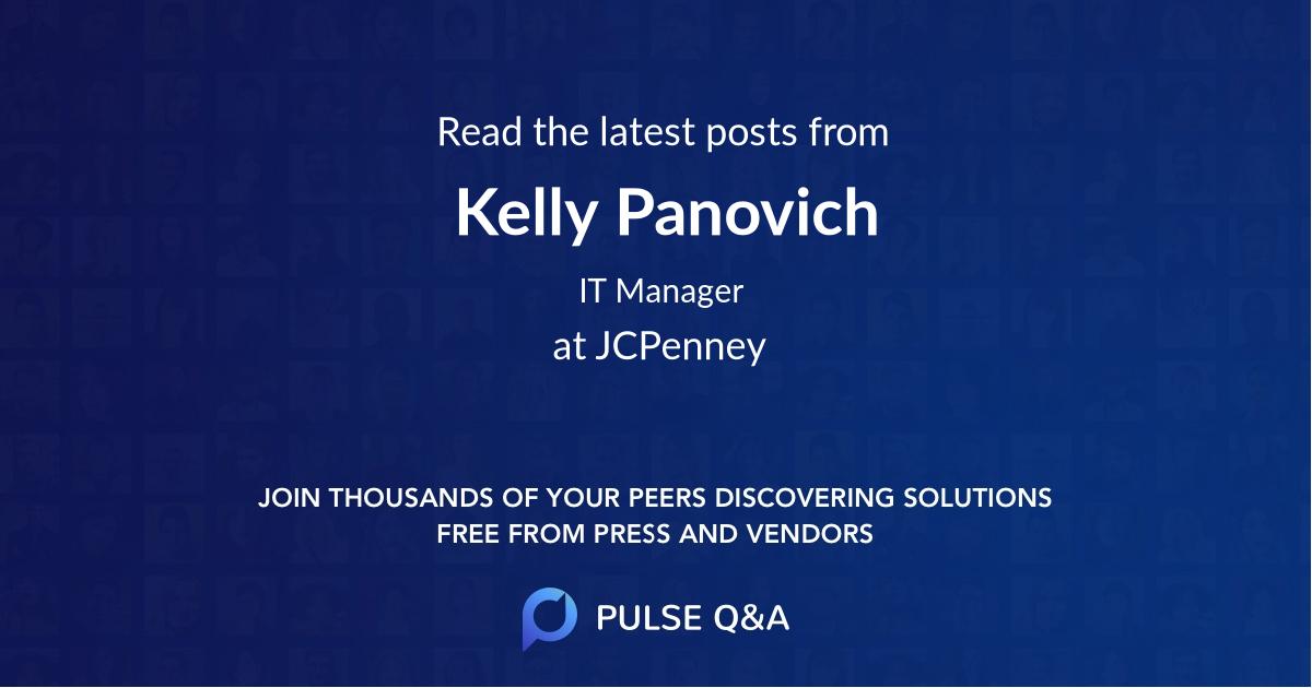 Kelly Panovich