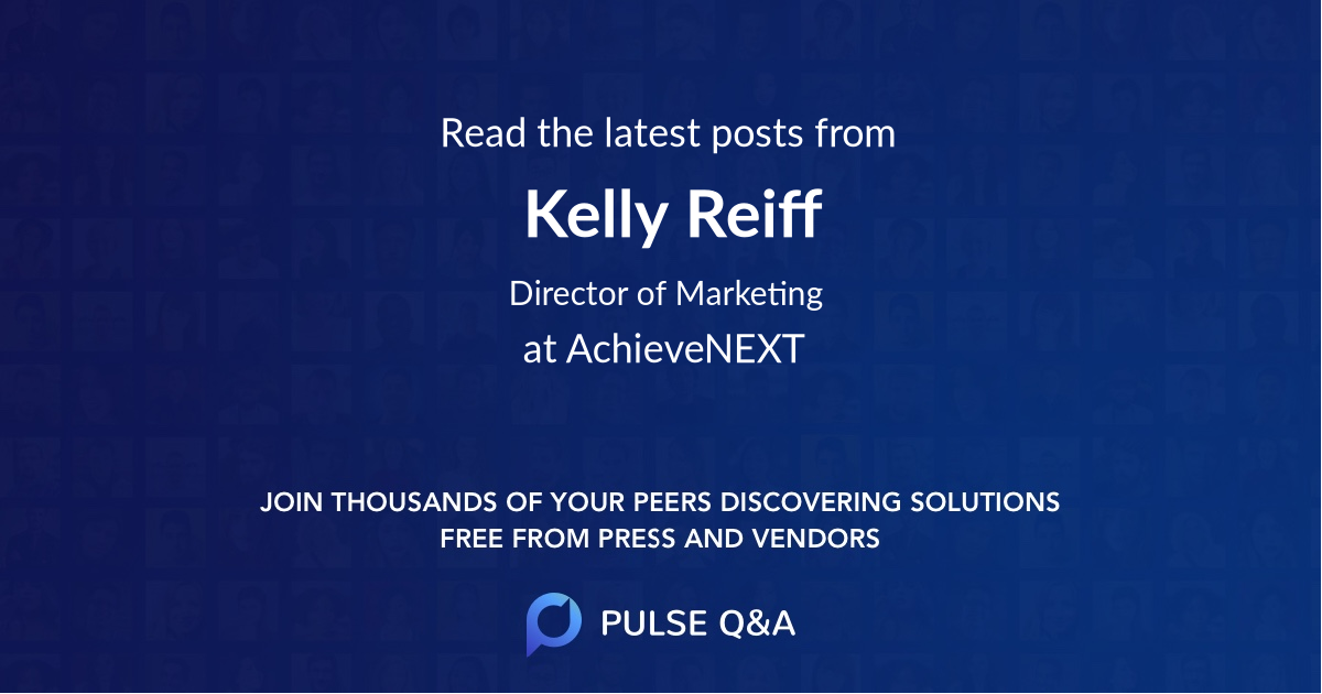 Kelly Reiff