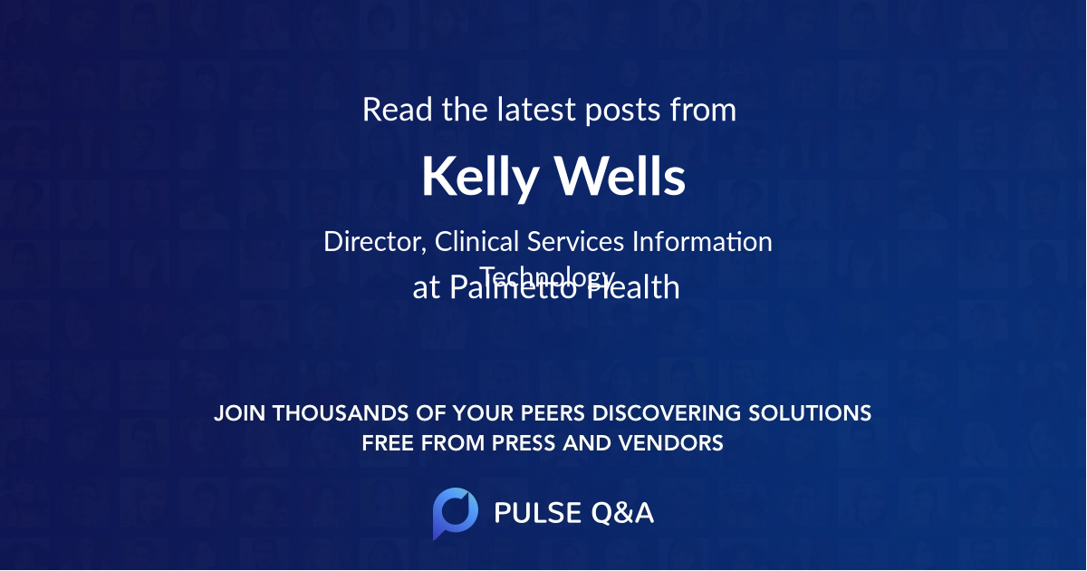 Kelly Wells
