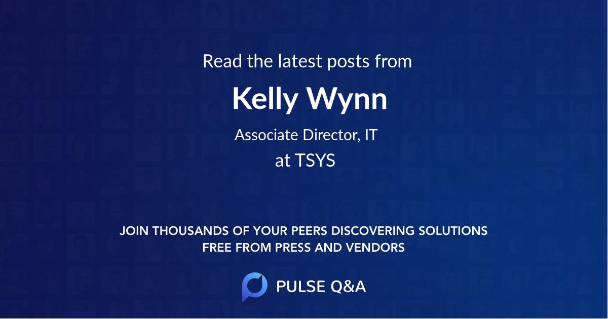 Kelly Wynn