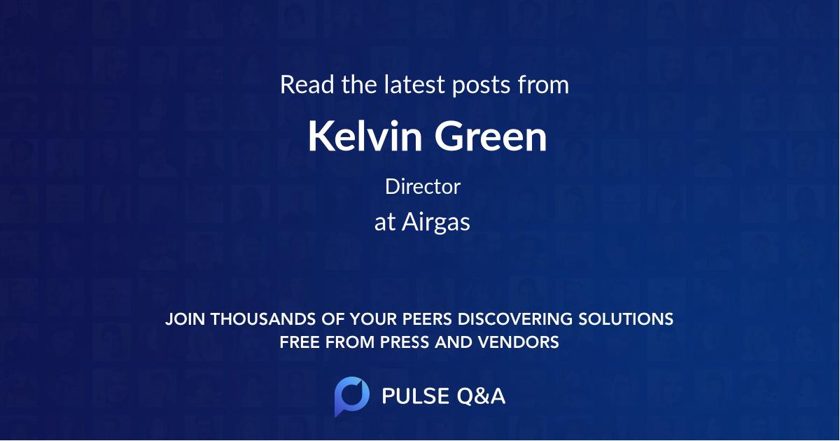Kelvin Green