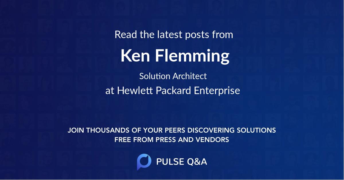 Ken Flemming