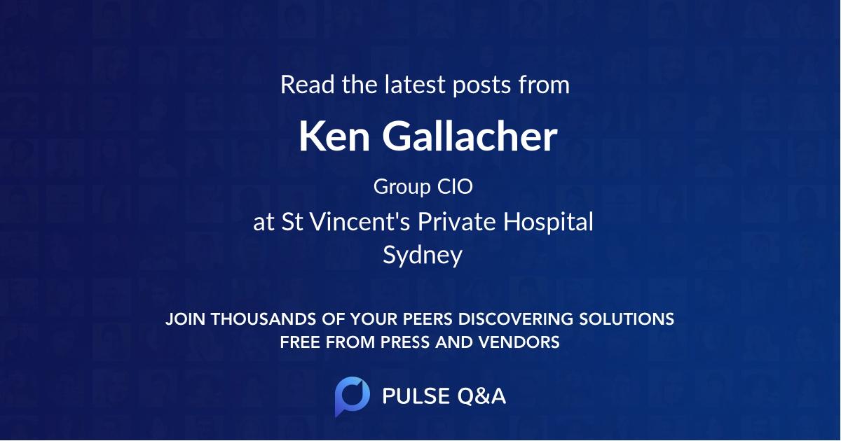 Ken Gallacher