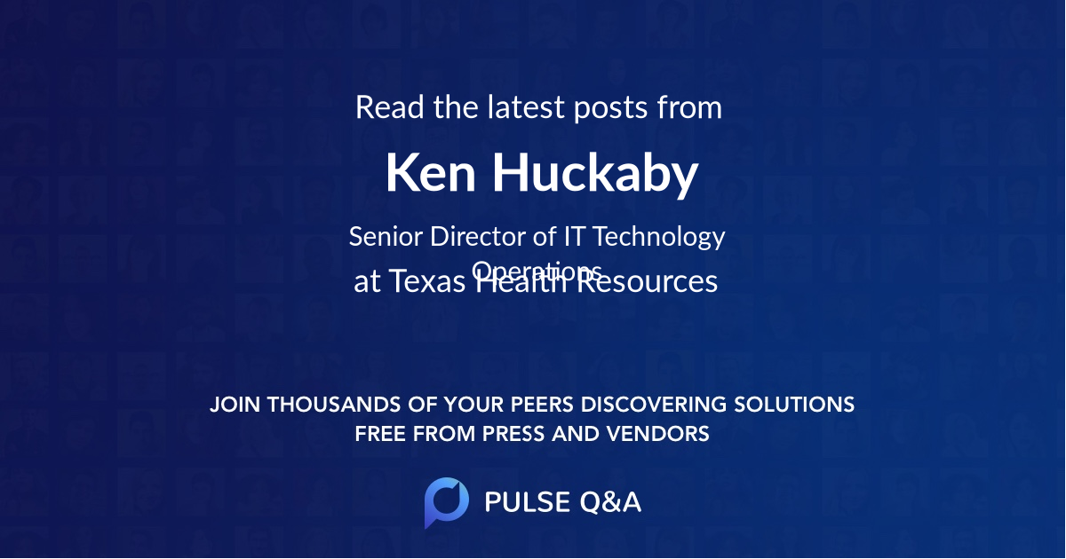 Ken Huckaby