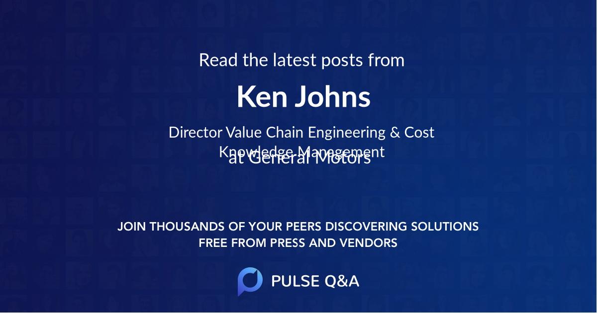 Ken Johns