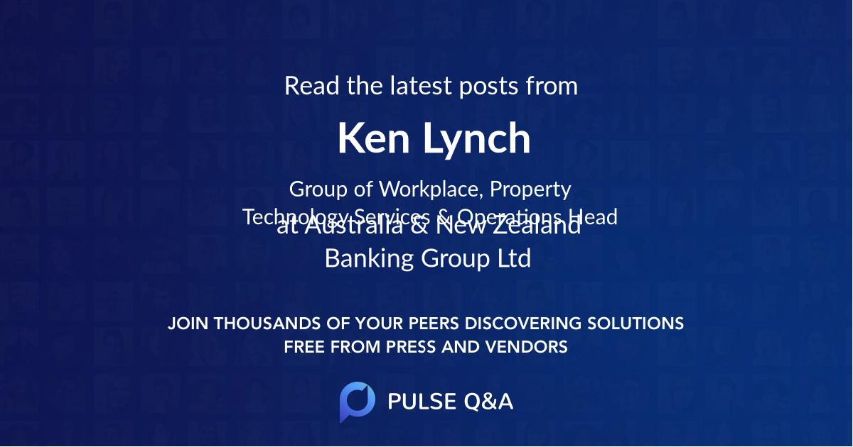 Ken Lynch