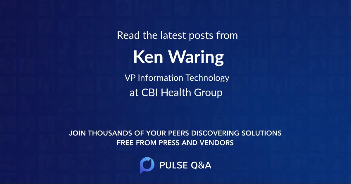 Ken Waring
