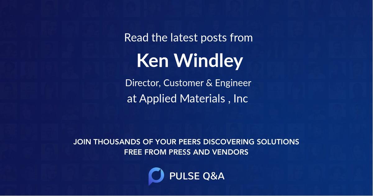 Ken Windley