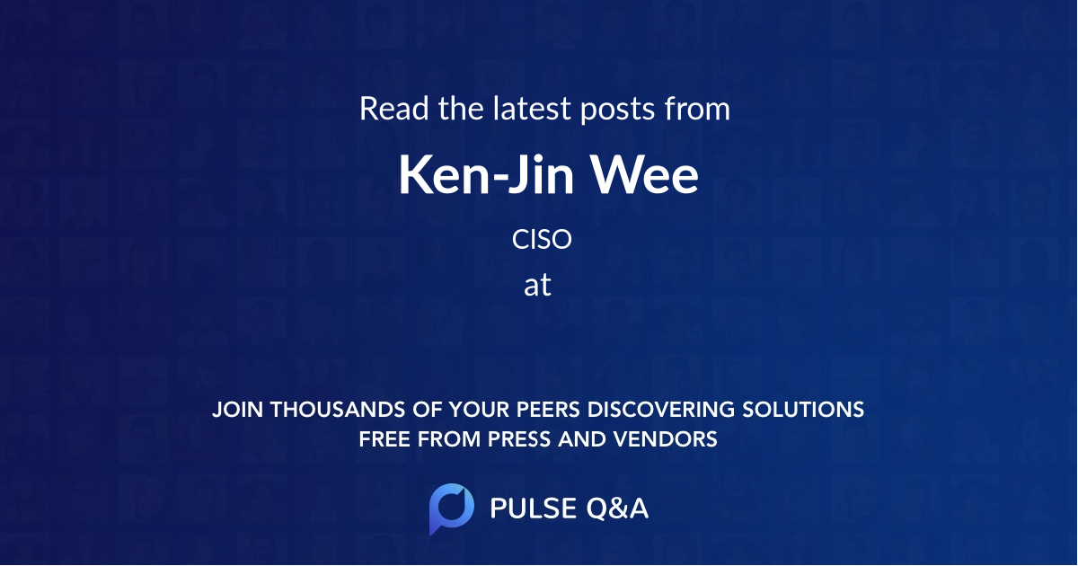 Ken-Jin Wee