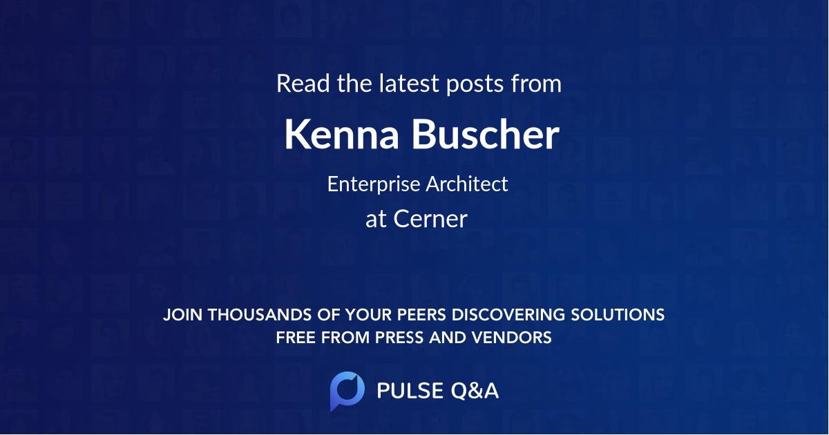 Kenna Buscher