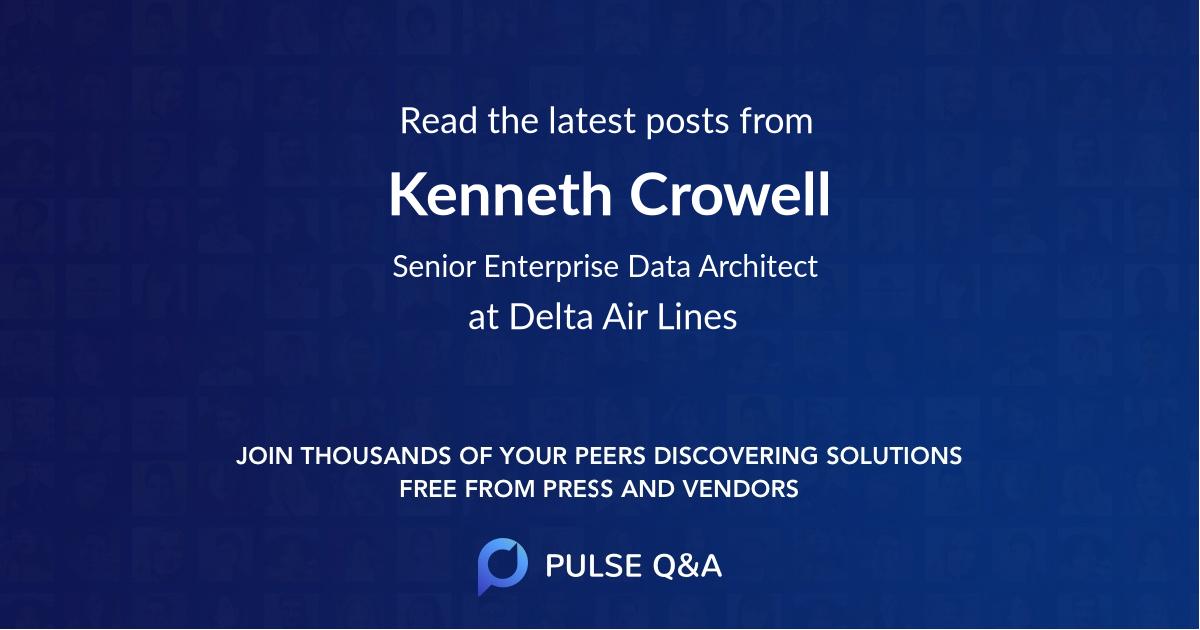 Kenneth Crowell