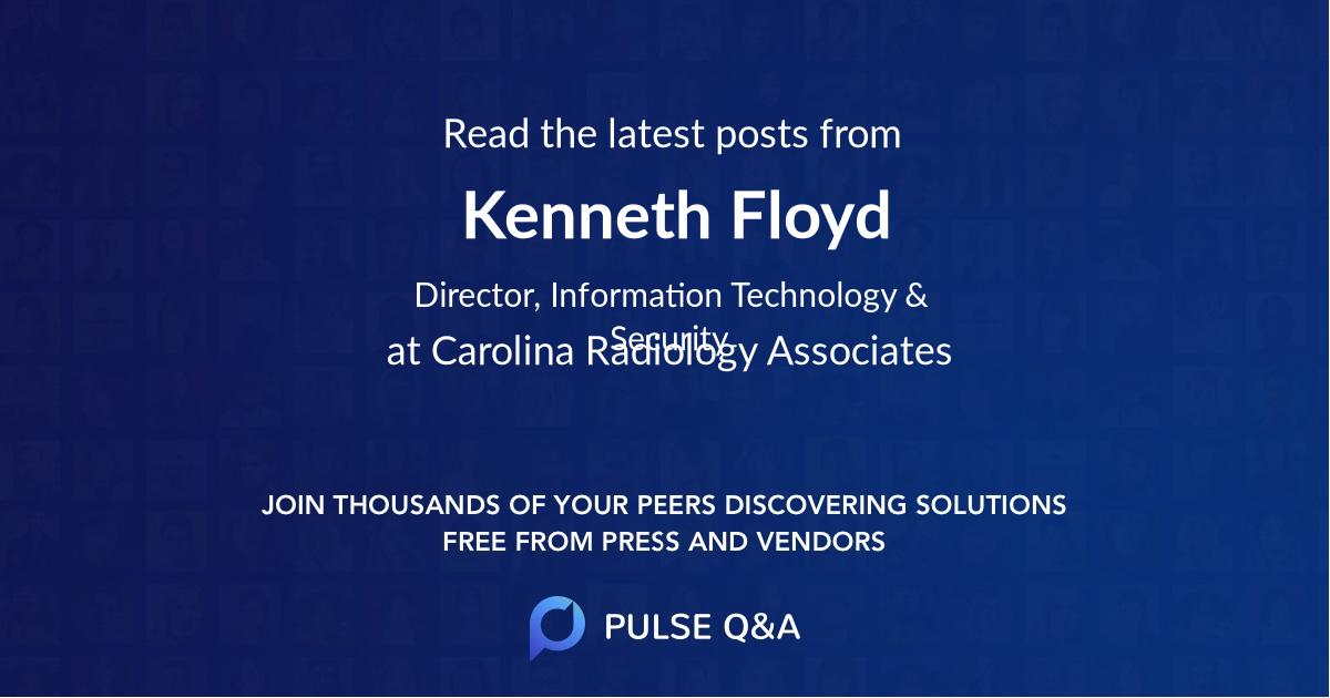 Kenneth Floyd