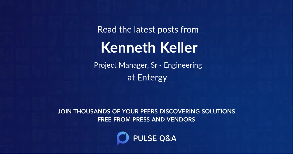 Kenneth Keller