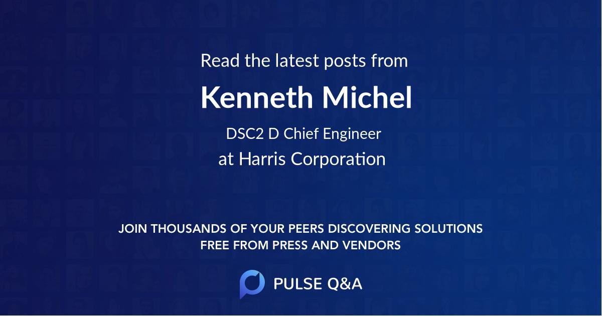 Kenneth Michel