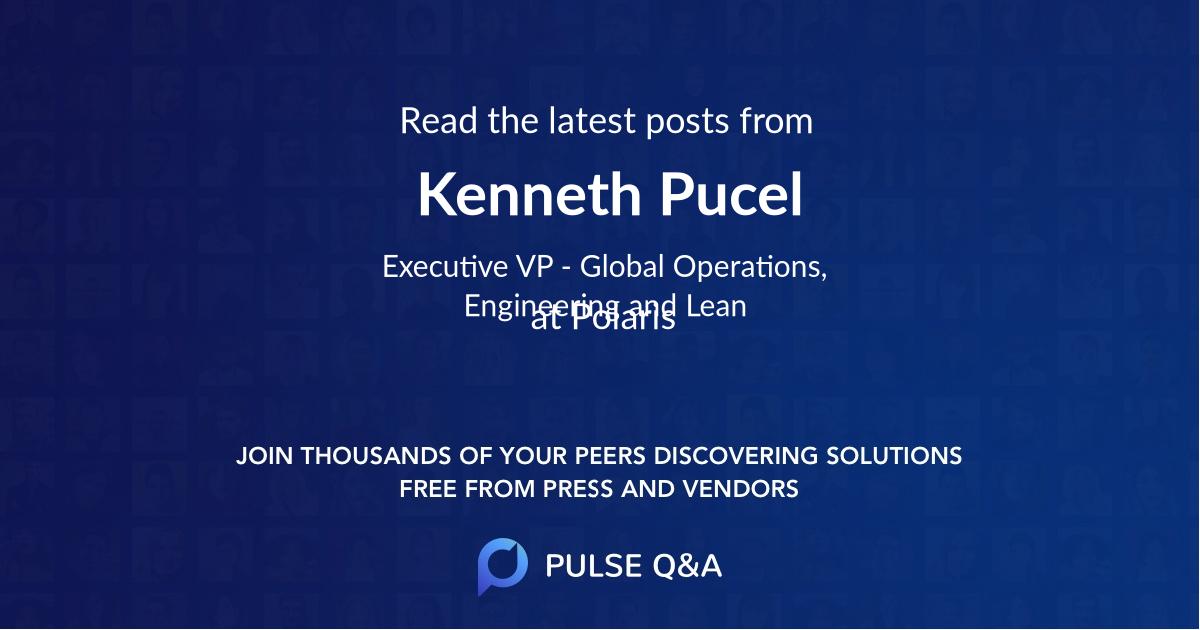 Kenneth Pucel