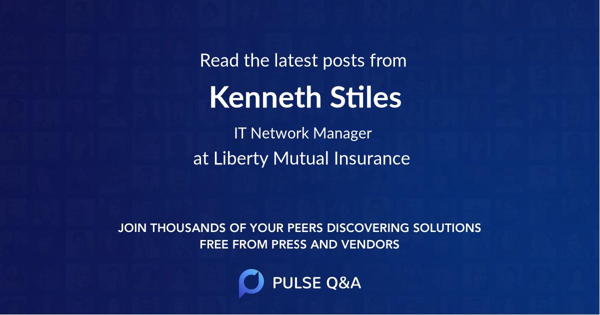 Kenneth Stiles