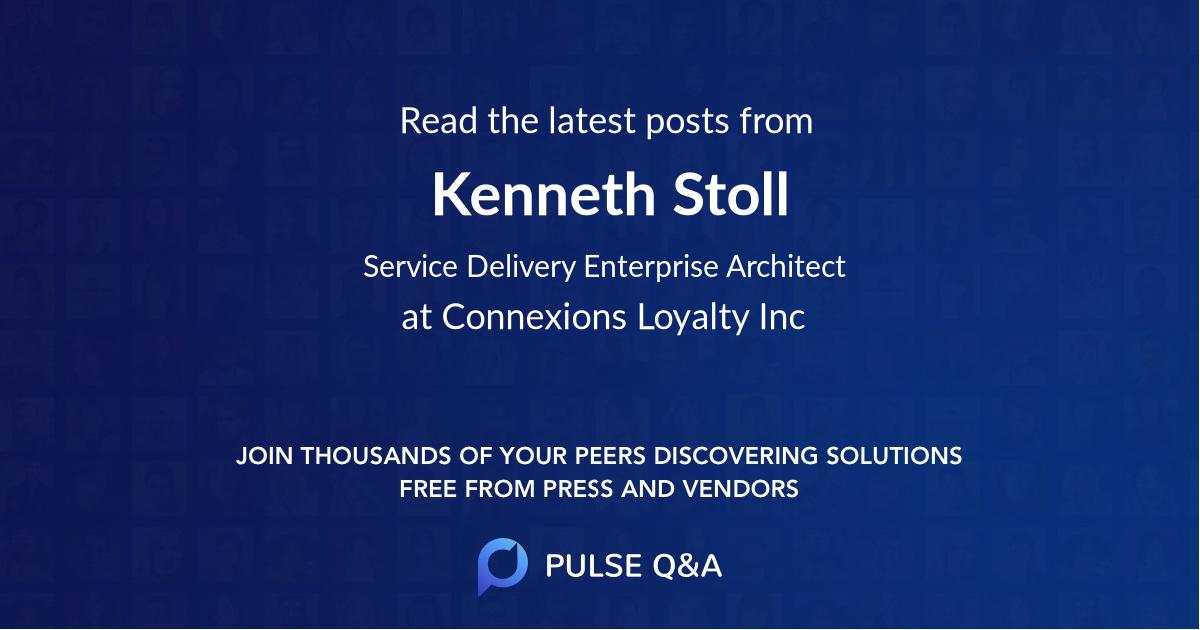 Kenneth Stoll