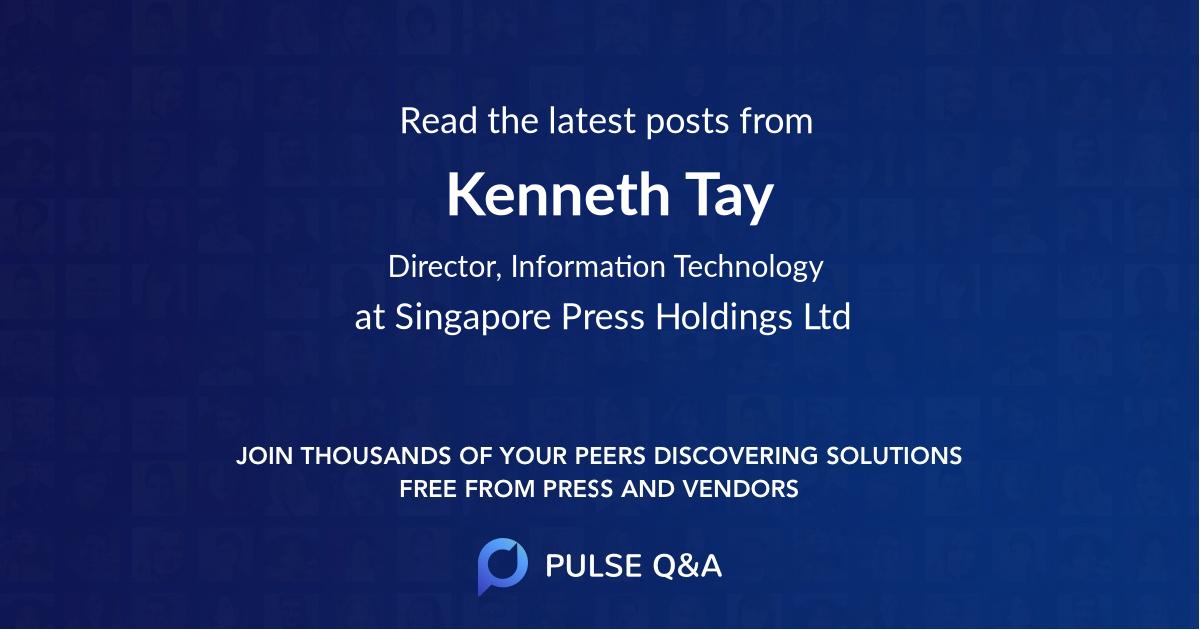 Kenneth Tay
