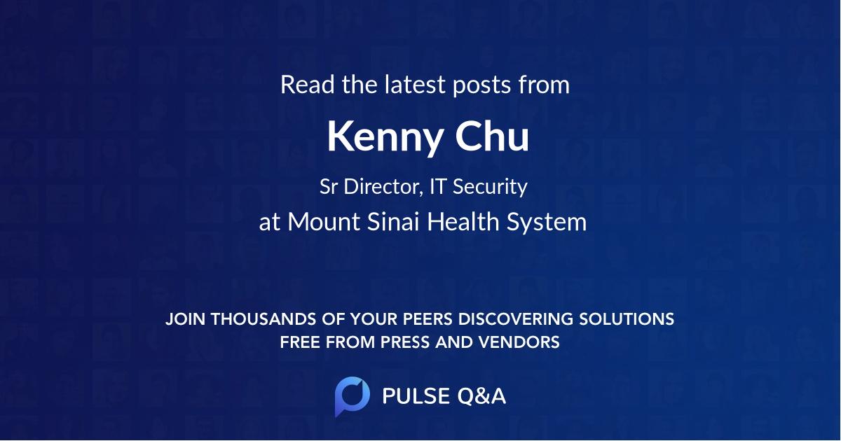 Kenny Chu