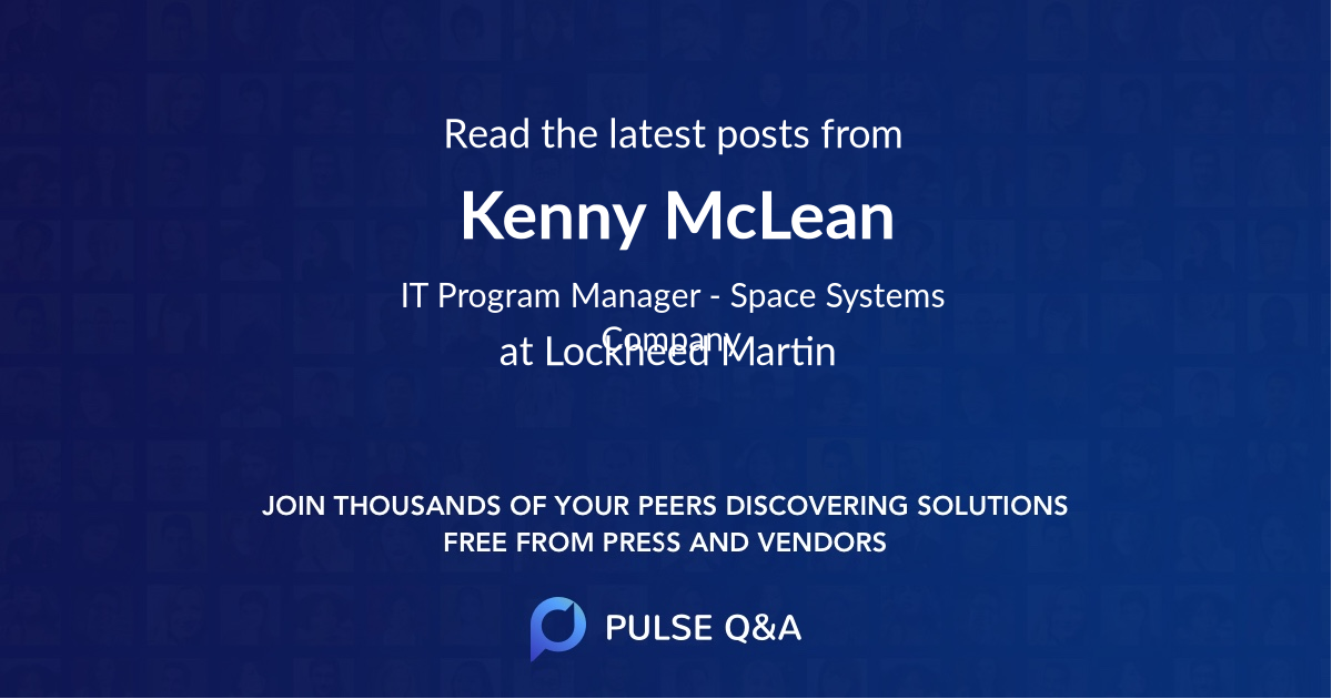 Kenny McLean