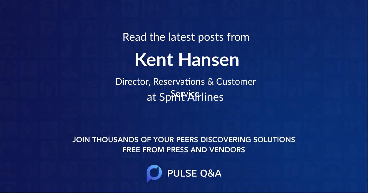 Kent Hansen