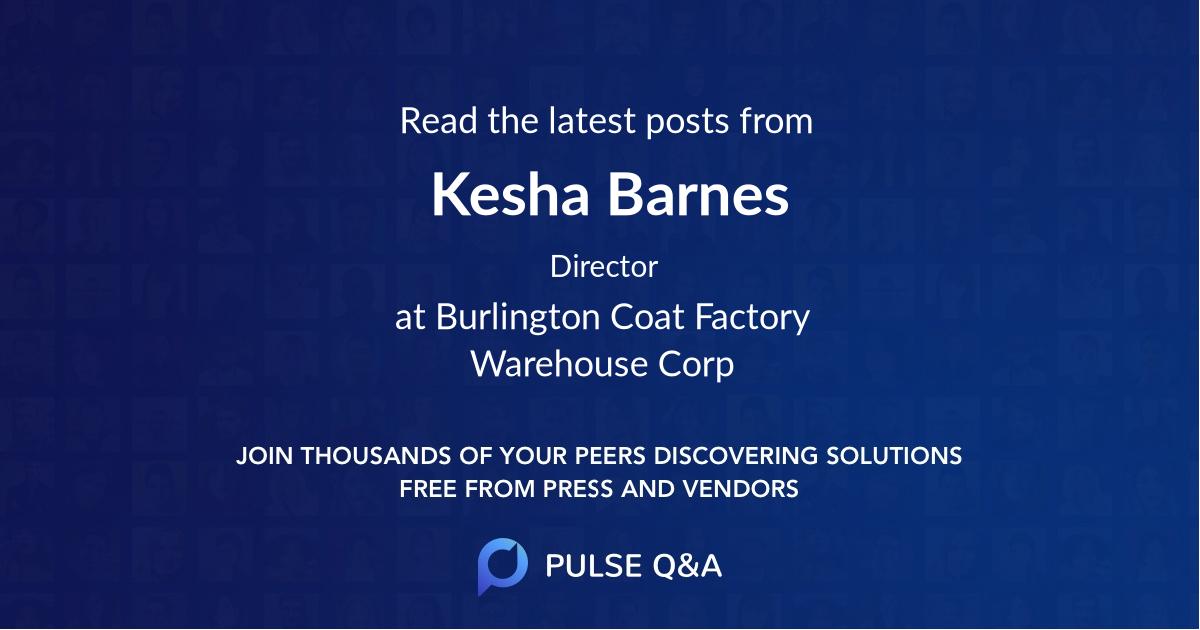 Kesha Barnes