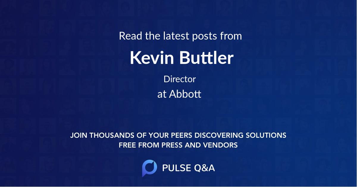 Kevin Buttler