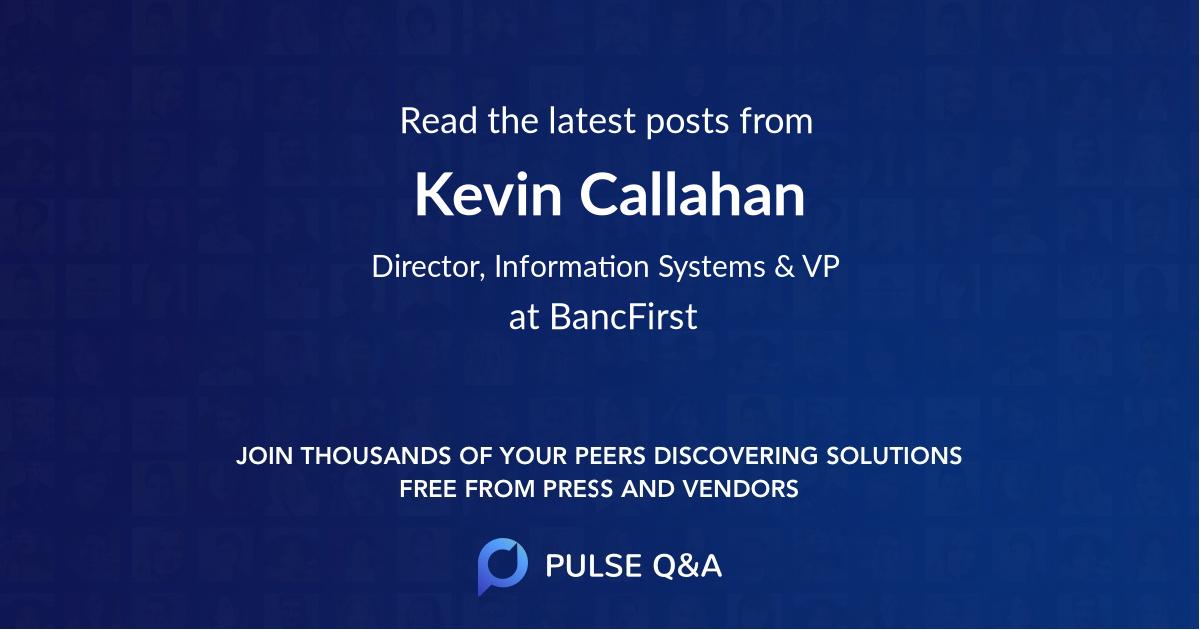 Kevin Callahan