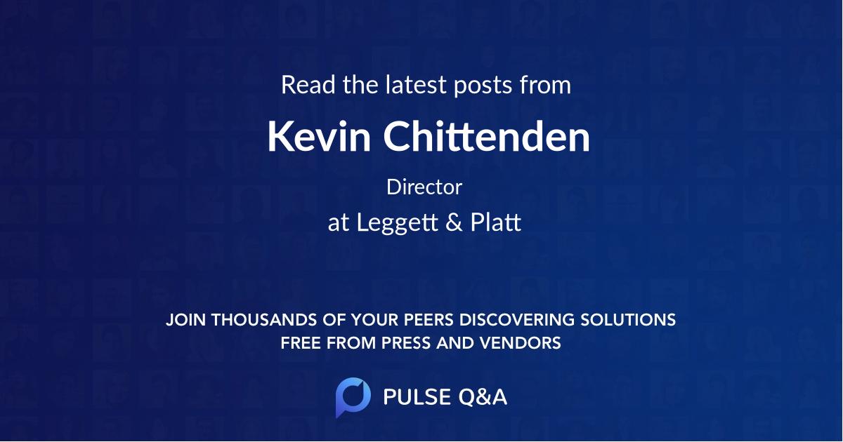 Kevin Chittenden