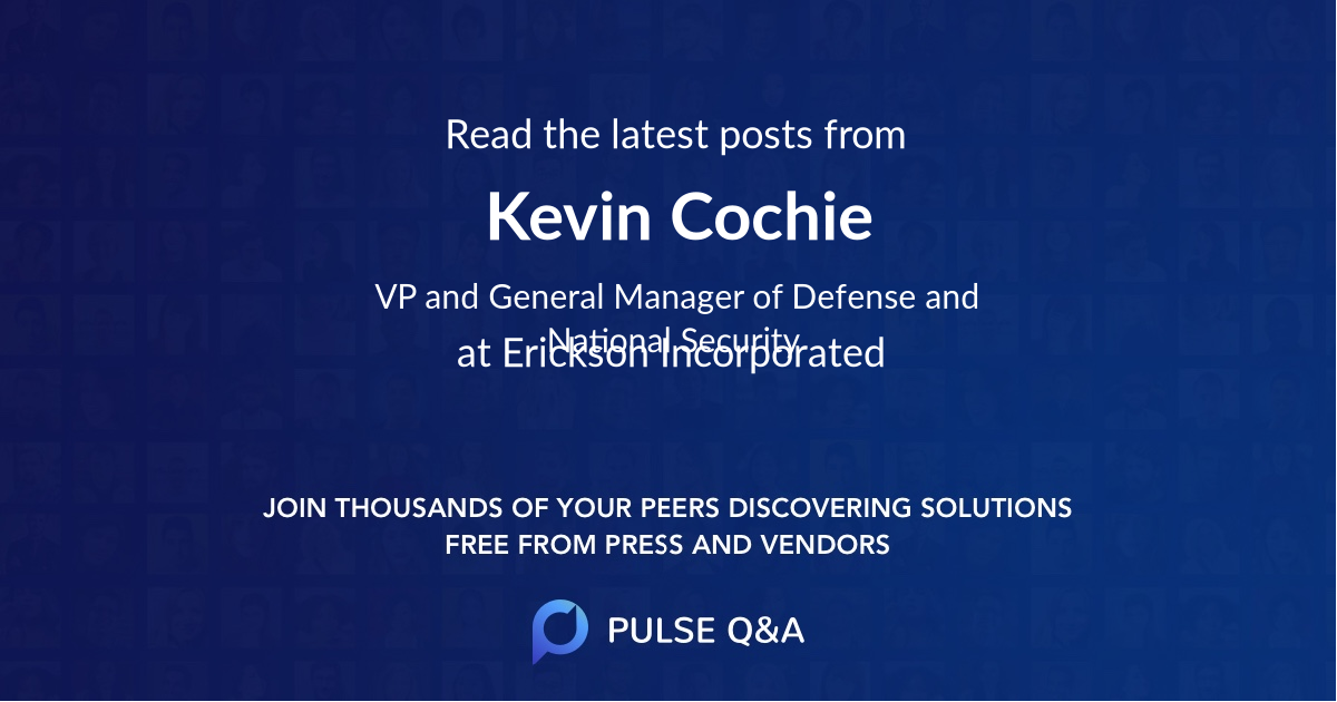 Kevin Cochie