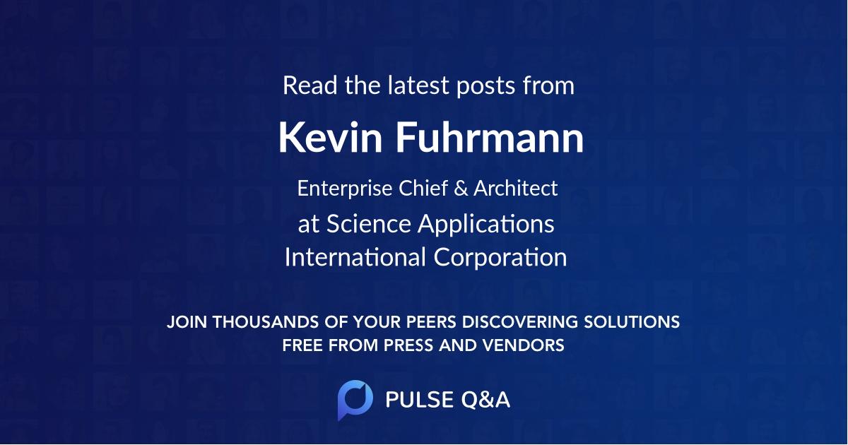 Kevin Fuhrmann