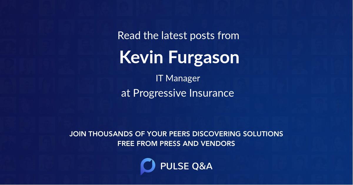 Kevin Furgason