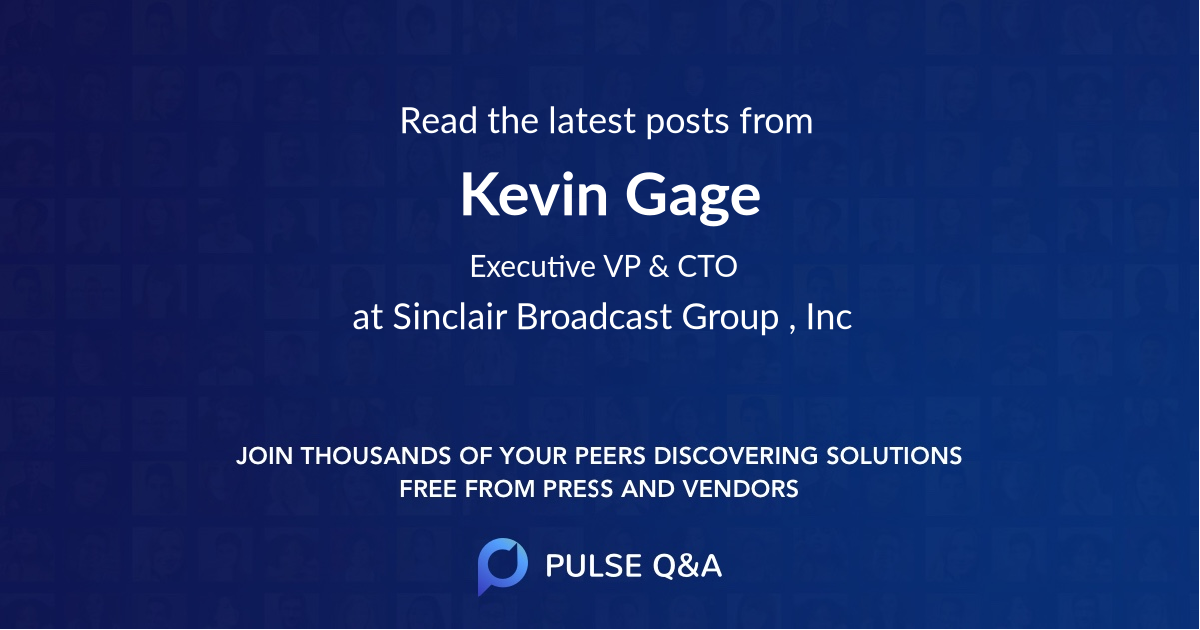 Kevin Gage