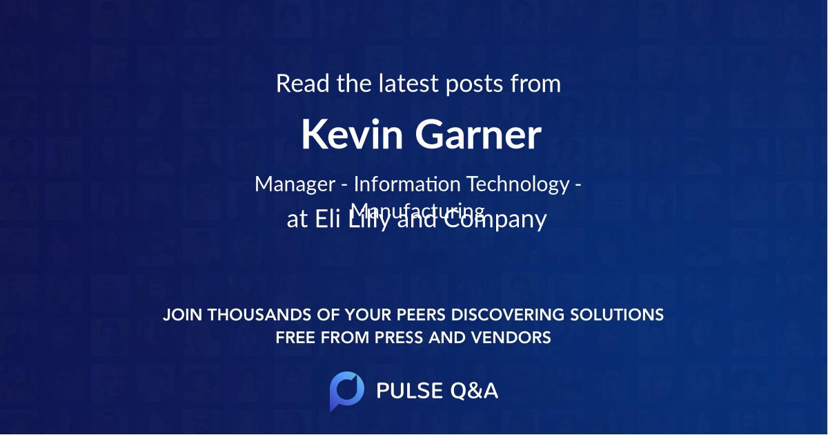 Kevin Garner