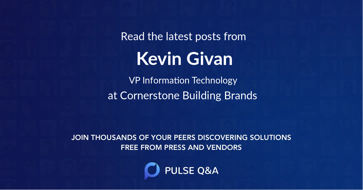 Kevin Givan