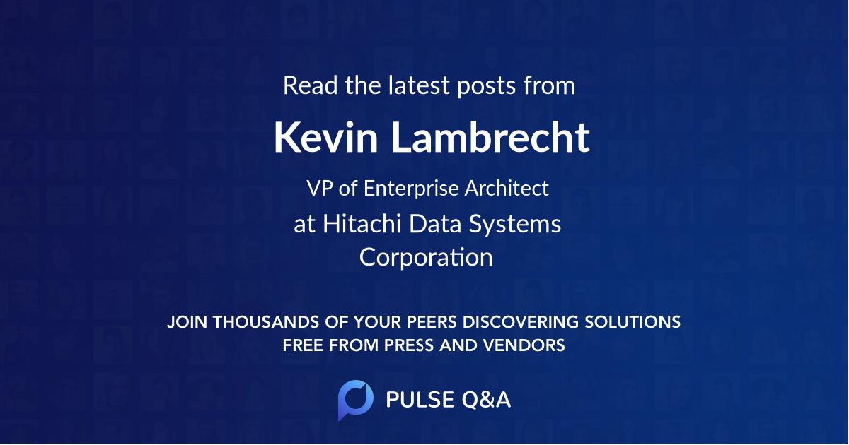 Kevin Lambrecht
