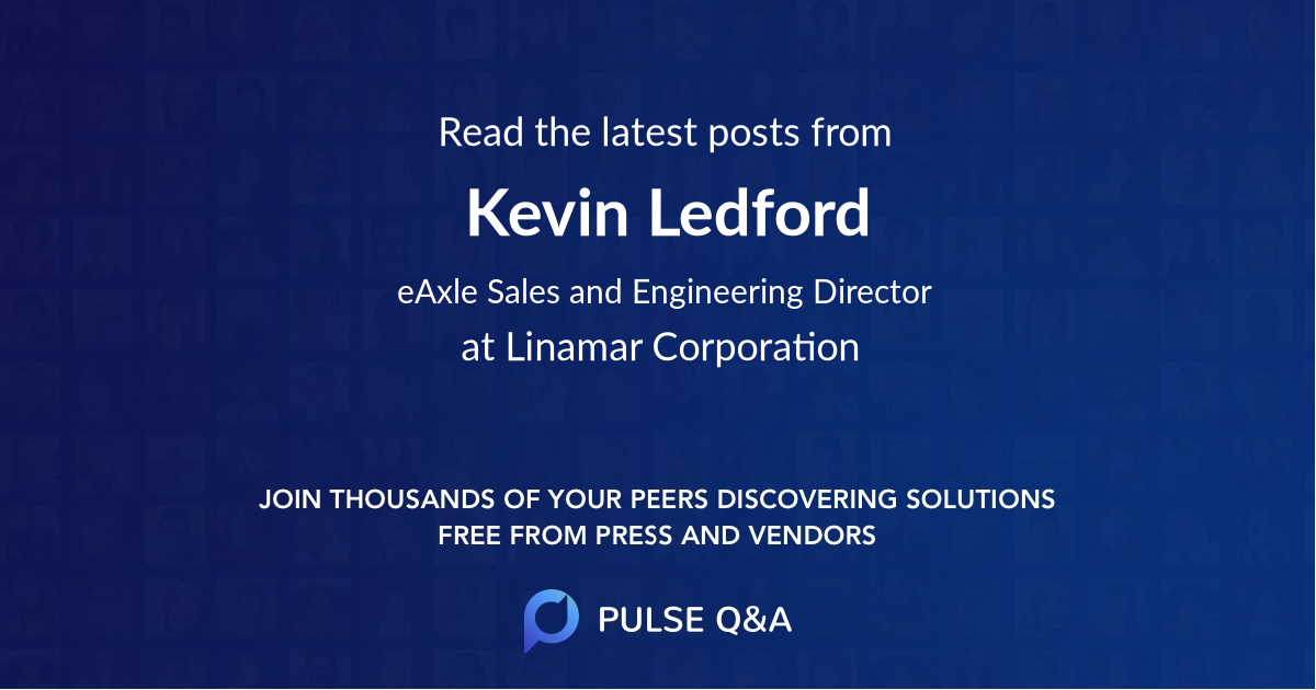 Kevin Ledford