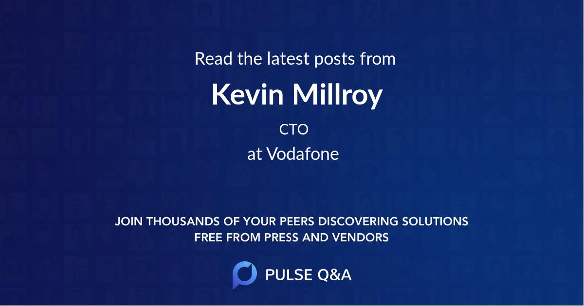 Kevin Millroy