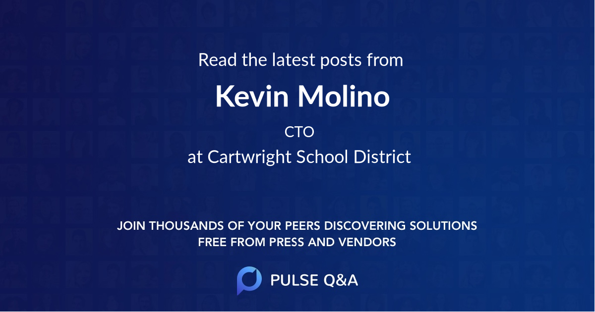 Kevin Molino