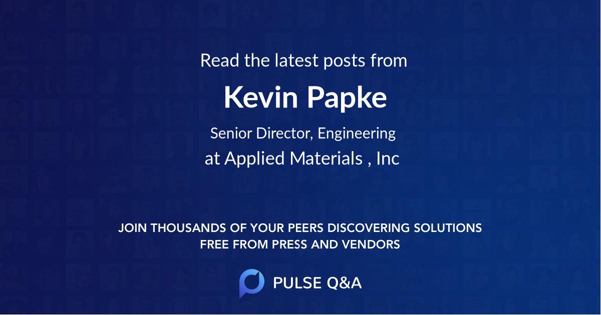 Kevin Papke