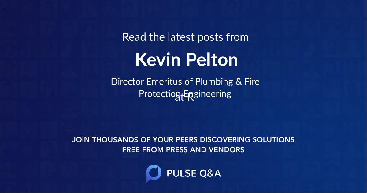 Kevin Pelton
