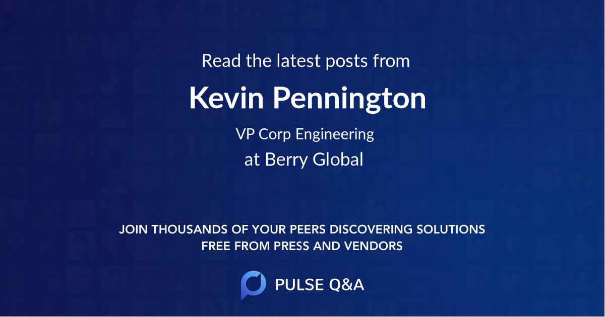Kevin Pennington