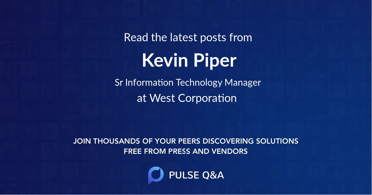 Kevin Piper