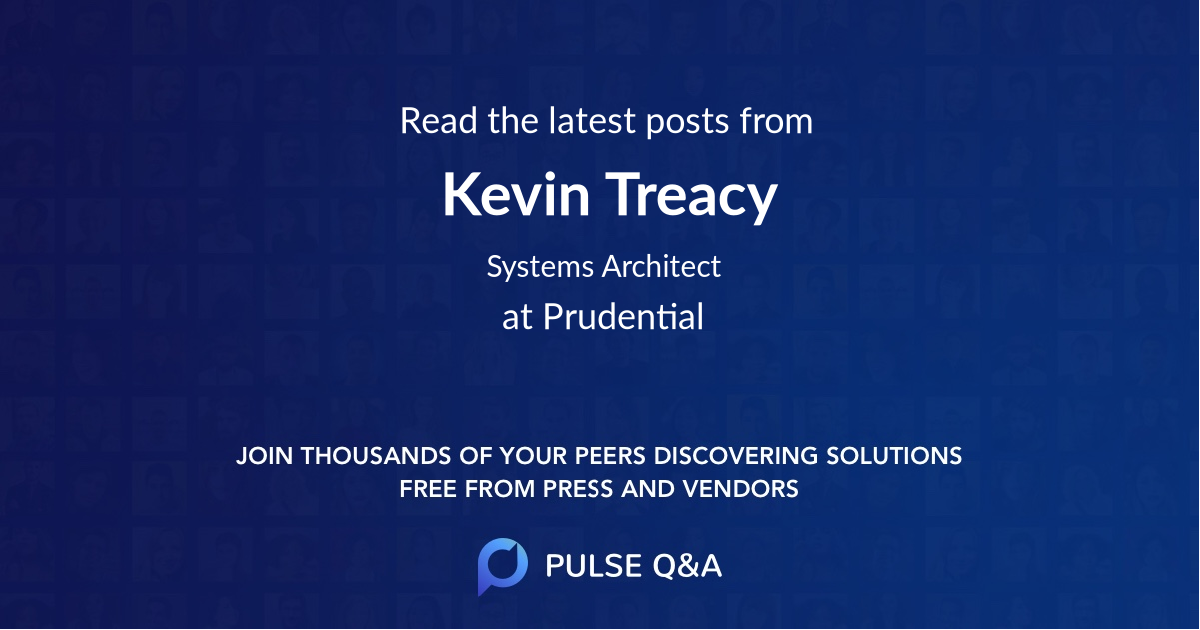 Kevin Treacy