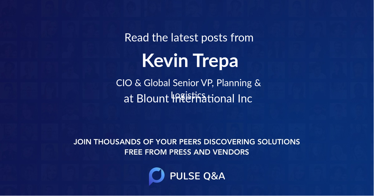 Kevin Trepa