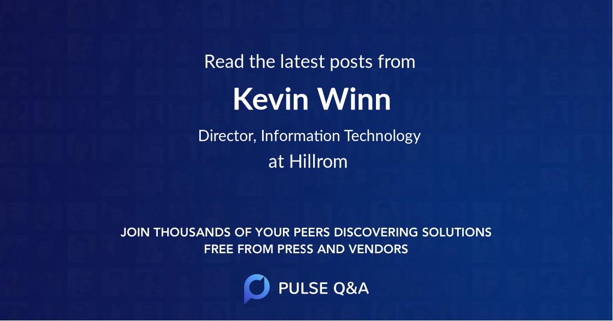Kevin Winn