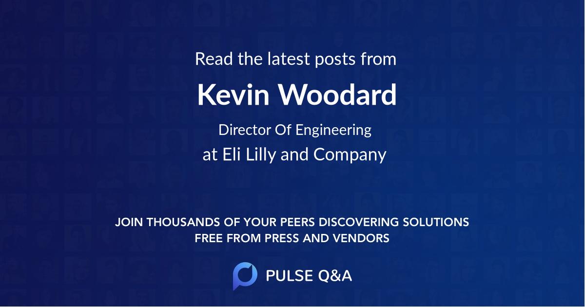 Kevin Woodard