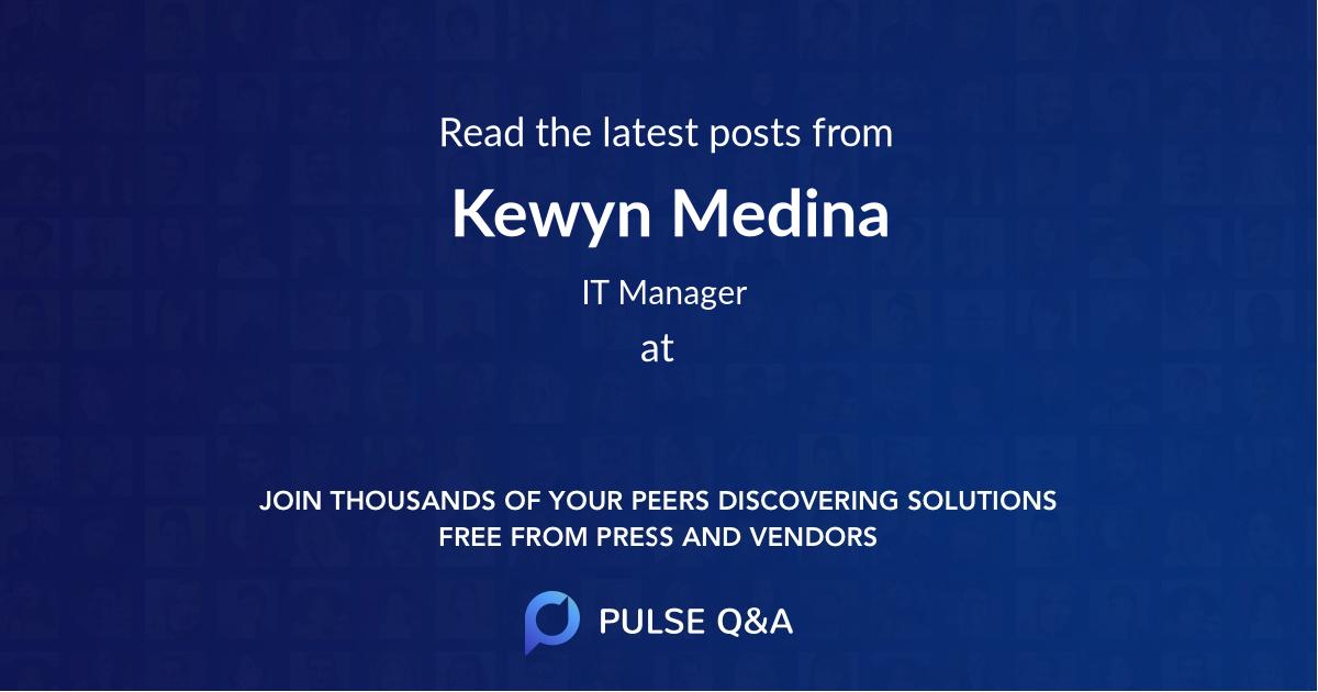 Kewyn Medina