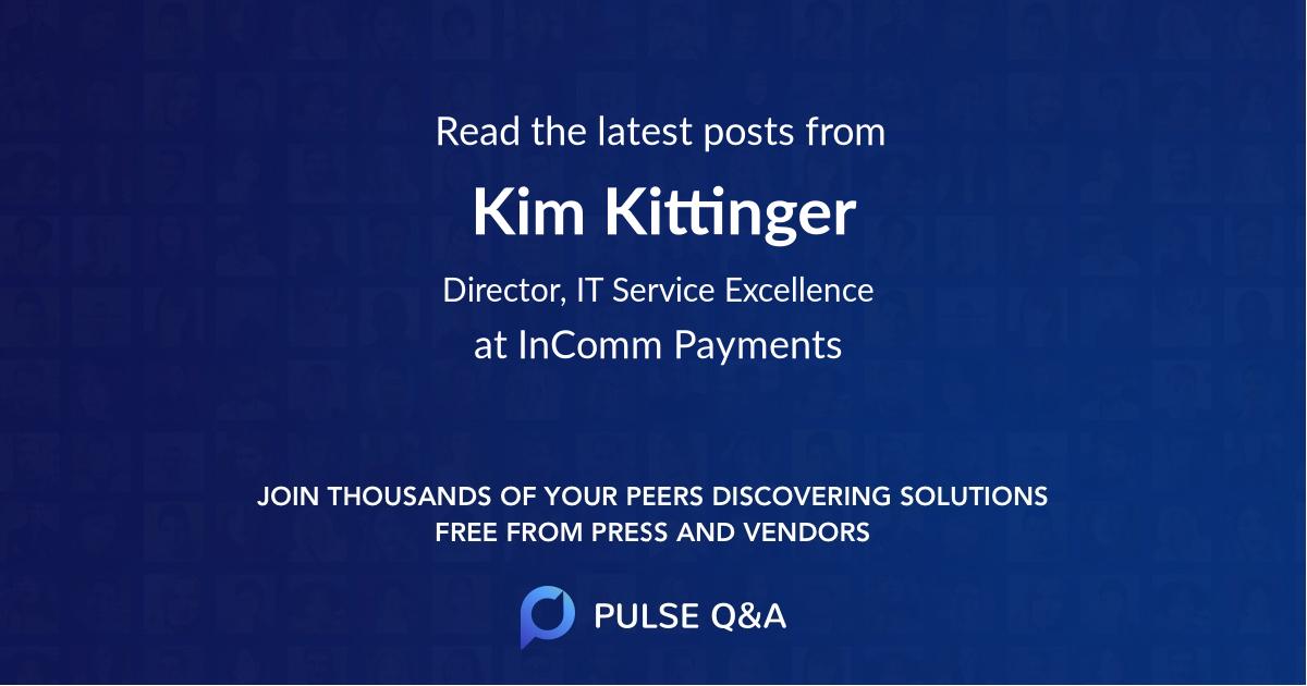 Kim Kittinger